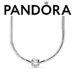 Pandora Silver Charm Necklace